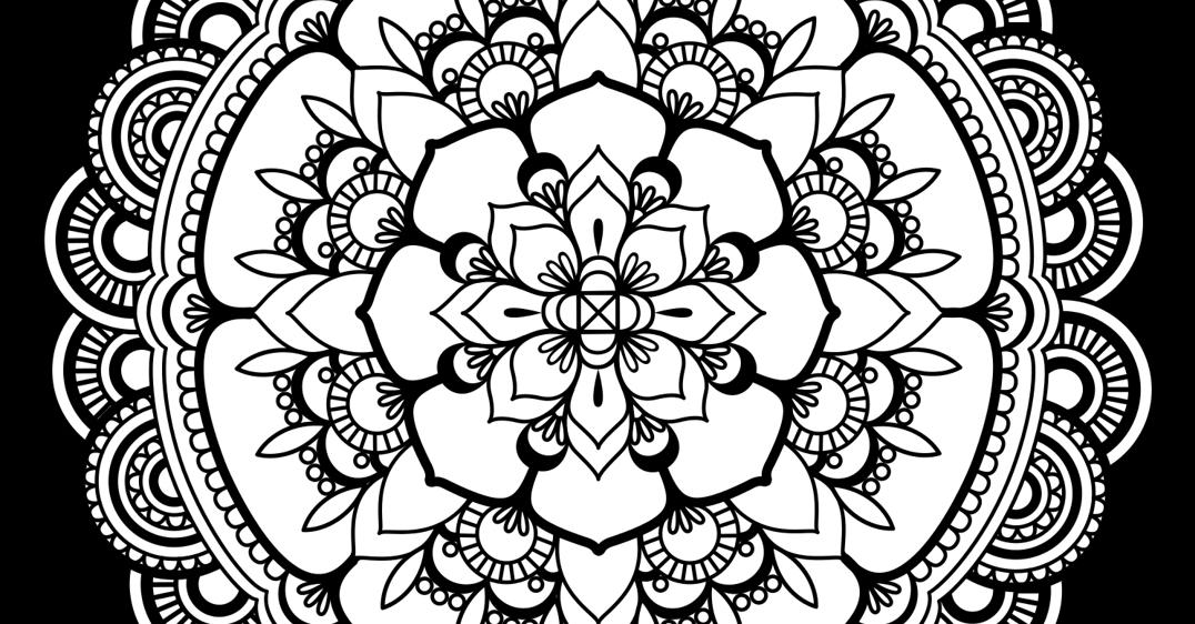 Mandalas Round Decorative Designs
